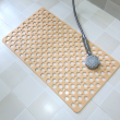 Shower shower large with suction massage mat bathroom non-slip mat