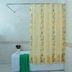 Than Non-Thickened Le Vine Waterproof Shower Curtain Mold Send Print Shower Curtain Hooks,180 W *200 H