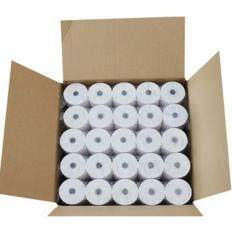 Thermal Receipt Paper 44mm(w) X 60mm(od) X 12mm(core) -10 Rolls By Sl Store.