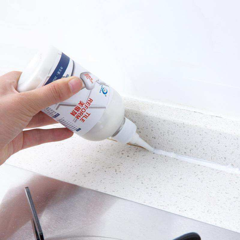 Tile Reform Grouting Fix Waterproof Anti-Fungus Floor Tiles Patching Agent By Mhh.