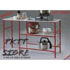 Beli Tktt 3v Metal Stove Rack Gas Table Kitchen Cutlery