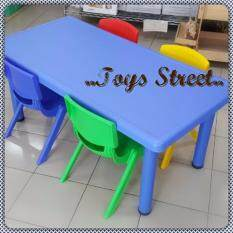 TOYS STREET KIDS KINDERGARTEN NURSERY TABLE CHAIR SET FURNITURE