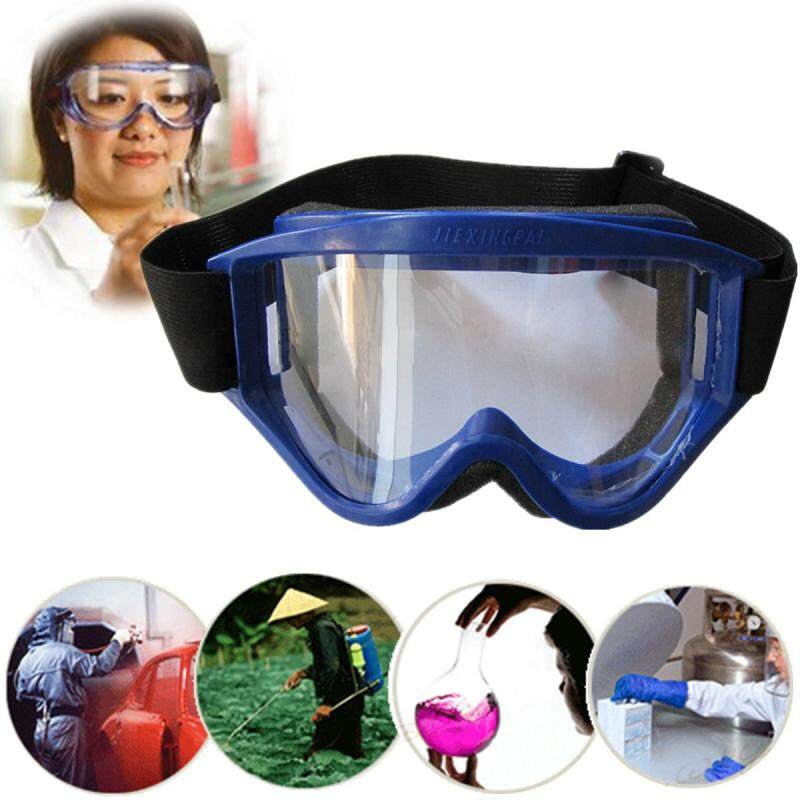 Transparent Clear Vented Work Safety Goggles Glasses Eyewear Eye Protection