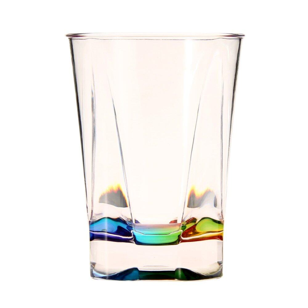 Hàng mới về Transparent Rainbow Refraction Cup (Square Bottom) - intl so giá