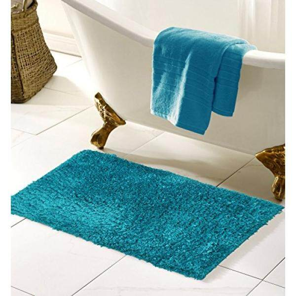 Shaggy Fluffy Anti-skid Carpets Rugs Floor Mat Cover . Source ·