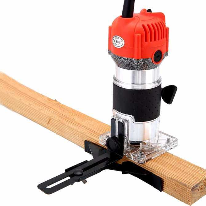 Features Wood Edge Banding Trimming Tool Head And Tail Trimmer