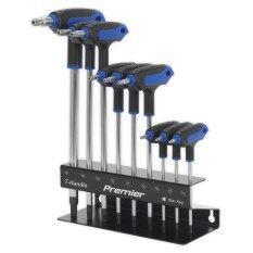 (Pre-order) Sealey TRX-Star* Key Set 9pc T-Handle Model: AK7196