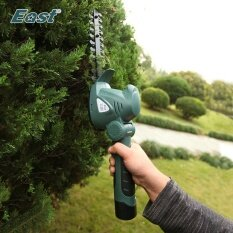 TS1007C Garden Power Tool 10.8V Pruning Tool Cordless Hedge Trimmer Grass Brush Cutter Without Handle Green