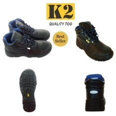 TV301 K2 SAFETY SHOES,MIDLE CUT EU42/US8