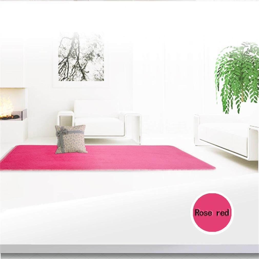 Anti Skid Floor Mat Shag area Rug Home Door. Source · UINN .