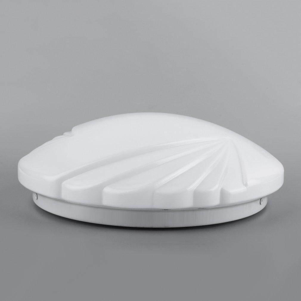USTORE LED Flush Mount Ceiling Light 12W Motion Sensor Light-operated Round Ceiling