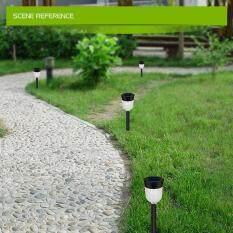 Solar Panel LED Spike Light Waterproof Spot Light For Yard Path Lawn Decor - intl
