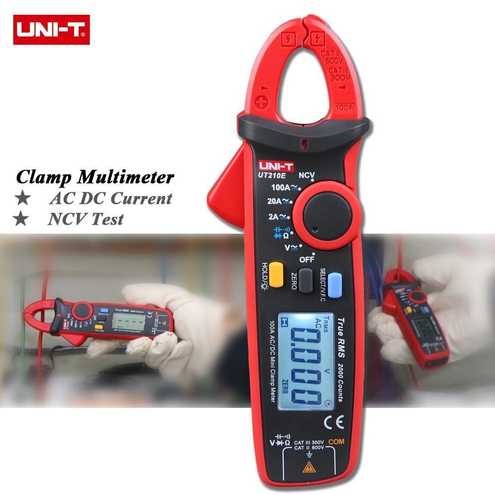 Uni T Ut136c Genggam Suhu Multimeter Digital Ac Voltmeter Dc Volt Meter Atau Pengukur Aki Keren Gananti Air Lg Ut210e Benar Sejarah Tentang Rms Penjepit Mini Source