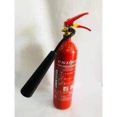 Unique Co2 Fire Extinguisher 2kg (Red)