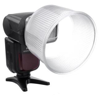 Bộ Khuếch Tán Đèn Flash Đám Mây Thông Dụng + Bộ Nắp Vòm, Cho Đèn Flash thumbnail