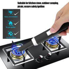 USB Electronic Pulse Windproof for Outdoor BBQ Camping Kitchen Stove