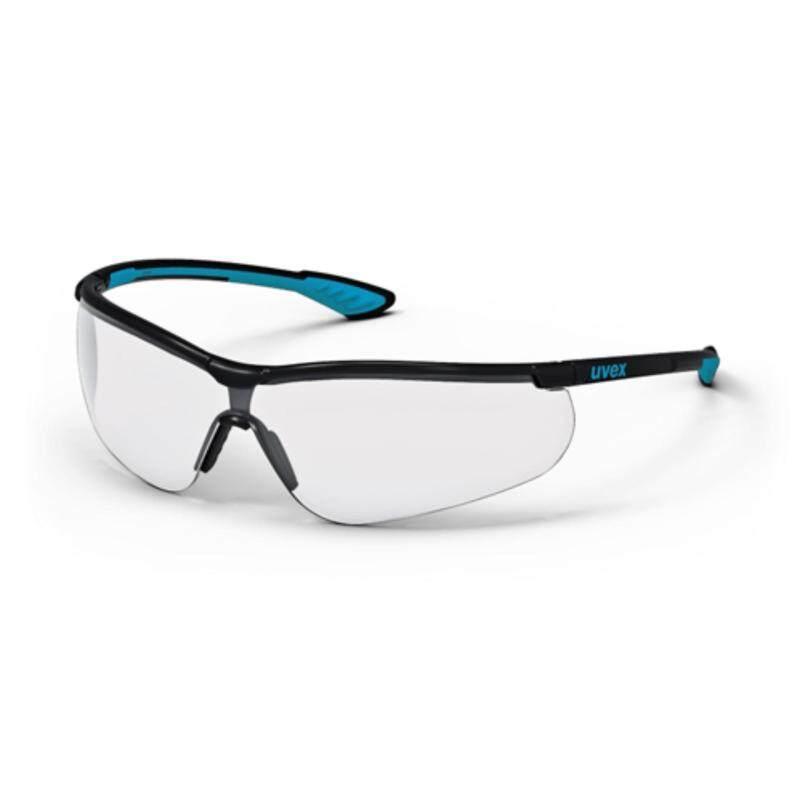 UVEX EYEWEAR SPORTSTYLE CLEAR 9193.376 (BLUE-BLACK)