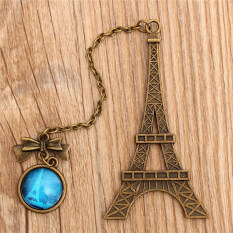 Vintage Eiffel Tower Metal Bookmarks For Book Creative Item Kids Gift Stationery By Gorgeous Road.