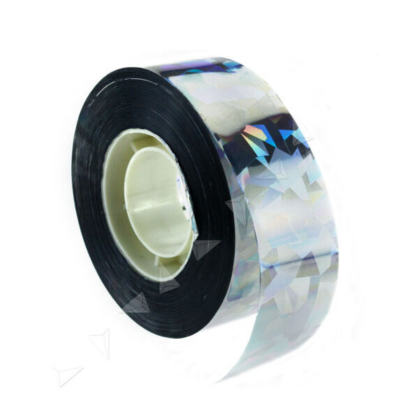 Visual Audible Emitting Tape Ribbon Flash Bird Scare Tape Deterrent 90M