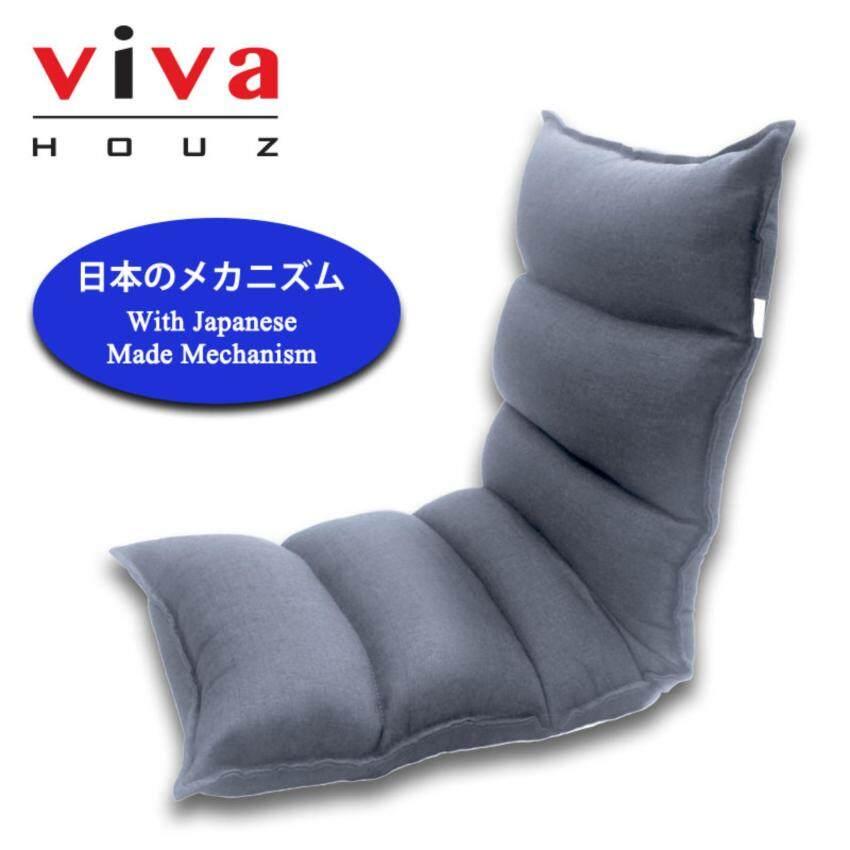 VIVA HOUZ GALAXY II Futon / Sofa / Chair - Grey