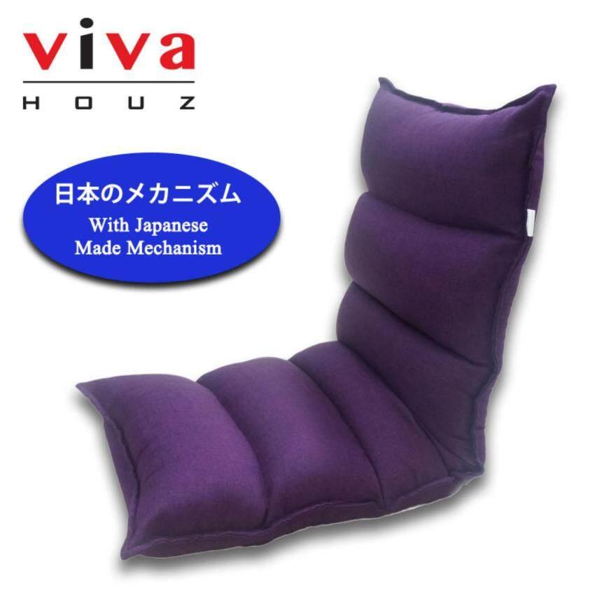VIVA HOUZ GALAXY II Futon / Sofa / Chair - Purple