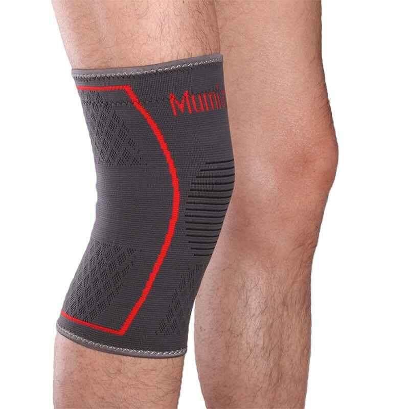 Warm Elastic Sports Leg Knee Support Brace Wrap Protector Knee Pads Kneepads