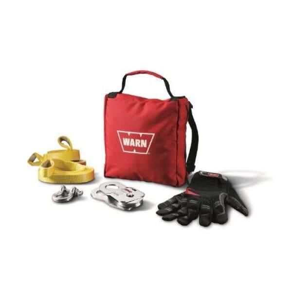 Warn 88915 Light Duty Aksesori Mesin Derek Kit-Intl