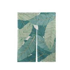 Washable Cotton Linen Kitchen Curtain Bedroom Door Curtain Cartoon Designs Door Valance Half Curtain Door Screens 85X90CM
