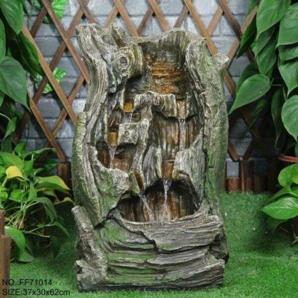 WATER FOUNTAIN FF71014 FENG SHUI WATER FEATURE HOME DECO
