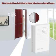 Welcome Guest Wired Doorbell Door Bell Chime Alarm for Home Office Access Control System