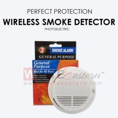 Wireless Photoelectric Smoke Detector