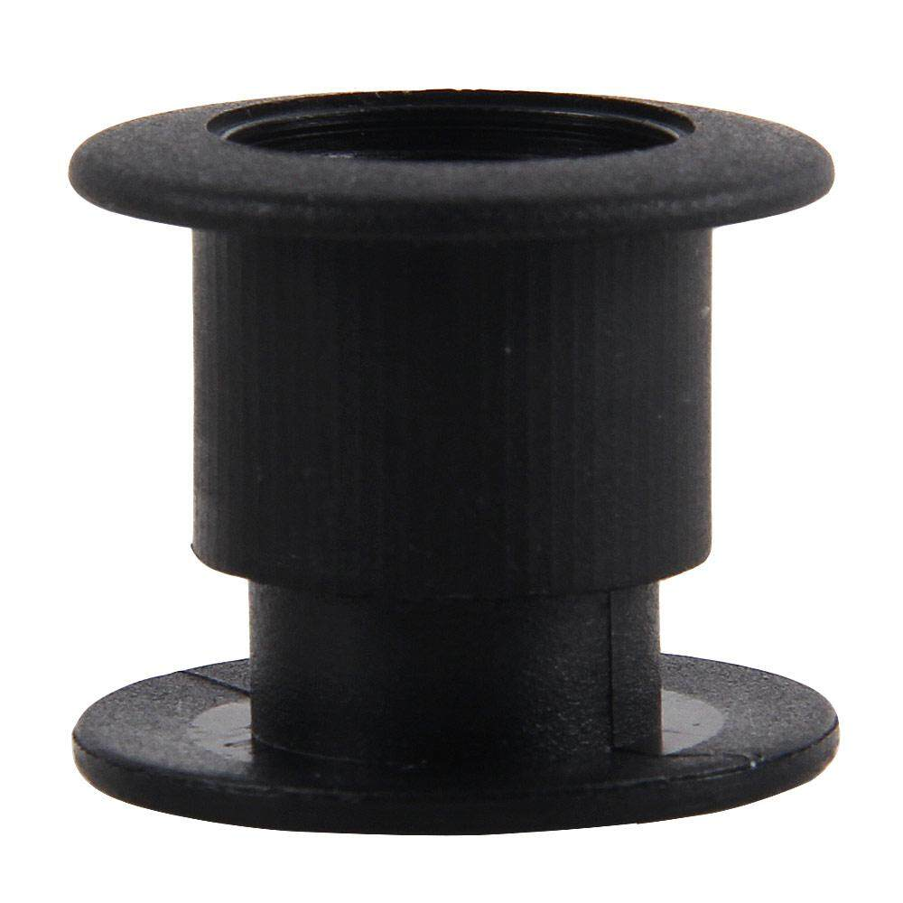 dick 15mm Soccer Football Rod End Cap for Standard Foosball Table,Male and Female (Black) - intl