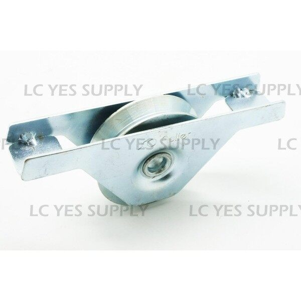 """XO Roller Steel 3.5"""" Auto Gate Roller Wheel High Quality Moving Wheel with Bracket"""