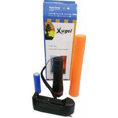 Xugel TL321 Rechargable Torch Light or flashlight and Reflective baton