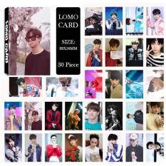 GOT7 JB Album LOMO Cards New Fashion Self Made Paper Photo Card HD Photocard LK353