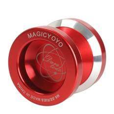 Yoyo Magic Yoyo N8s Berani Untuk Melakukan String Trik Aluminium Merah By Crystalawaking.