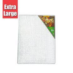 YY Outdoor Food Grills Accessories Barbecue Iron BBQ Net  Extra Large (BB022)