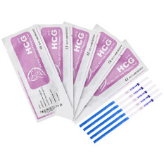 30 Professional Home Early Pregnancy Test Strips 5 Minute Results High Quality By Sowireonline.