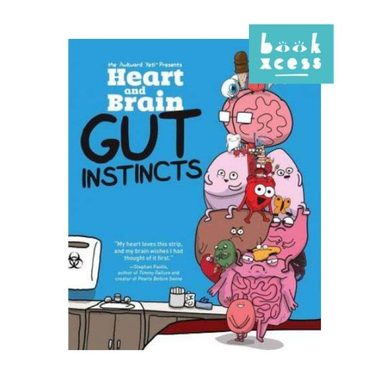 Heart and Brain: Gut Instincts Malaysia