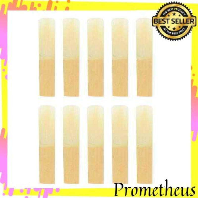 HOT ITEM Normal Level G Clarinet Reeds Strength 2.5 for Beginners, 10pcs/ Box (2) Malaysia