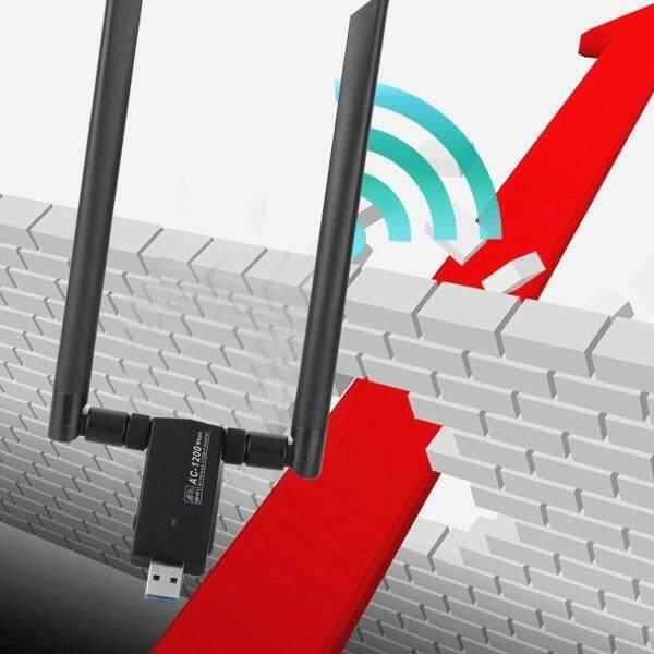 Giá RTL8812AU AC USB 5.8G Dual-Band Wifi Bộ Chuyển Đổi Thiết Bị Ngoại Vi Các Mạng Không Dây