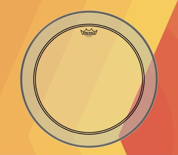 P3-0313-BP Remo Powerstroke 3 Clear 13 inches Drumhead Made in USA Malaysia