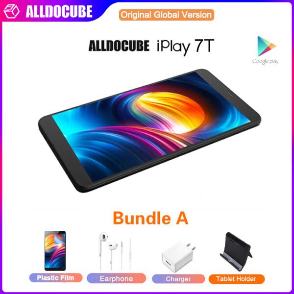 Alldocube Chính Hãng Máy Tính Bảng IPlay 7T 16GB UNISOC SC9832E Quad Core 6.98 Inch Android 9.0 Dual 4G