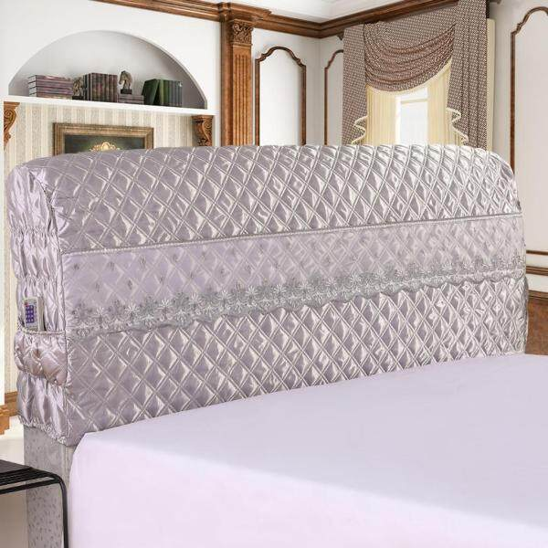 Perfk Lace Bed Headboard Romantic Bedroom Decorative Cover - Fit for Three Size