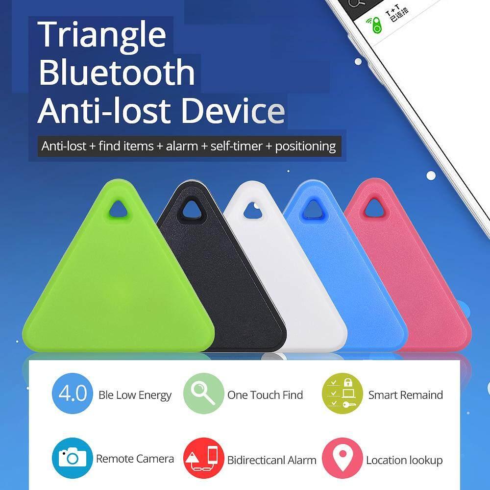 Easyand Kunci Remot Pintar Tracker Locator Nirkabel Bluetooth Tracer GPS Pencari Gantungan Kunci Mobil Anak-