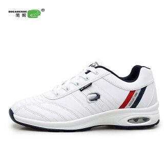Chính Hãng Không Thấm Nước Golf Giày Spikeless Cho Nam Giới Ngoài Trời Mùa Xuân Mùa Hè Trọng Lượng Nhẹ Golf Giảng Viên Giày Người Đàn Ông Thể Thao Sneakers thumbnail