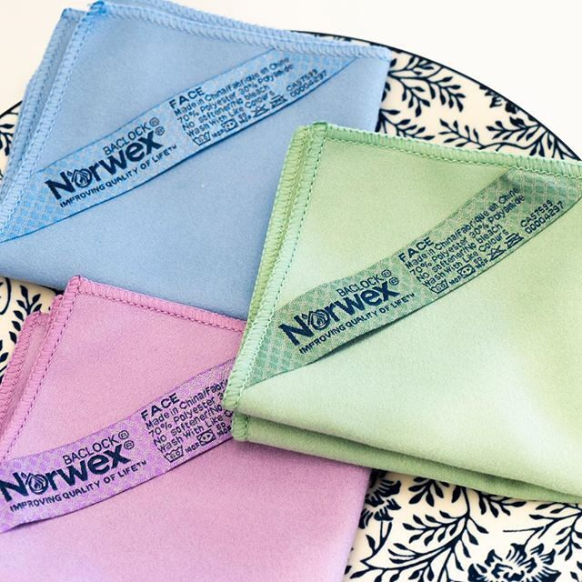 Norwex Makeup Removal Cloth Pack Of 3