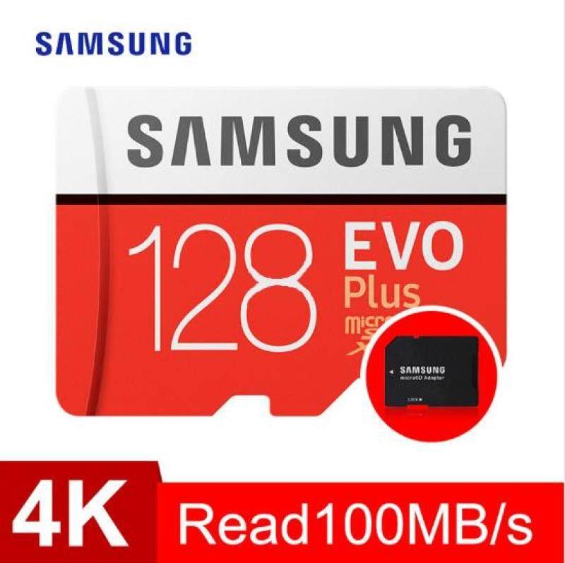 Giảm Giá Mạnh Thẻ Nhớ Micro Sd Samsung Evo 128Gb, Thẻ Nhớ Micro Sd / Tf Flash, Thẻ Nhớ Microsd Cho Điện Thoại