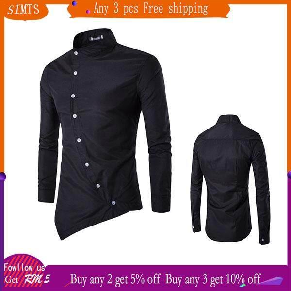 ef3a18edd SIM Kurta Viral 2018 Murah Men long-sleeved Shirt / Baju Raya Lelaki Kemeja