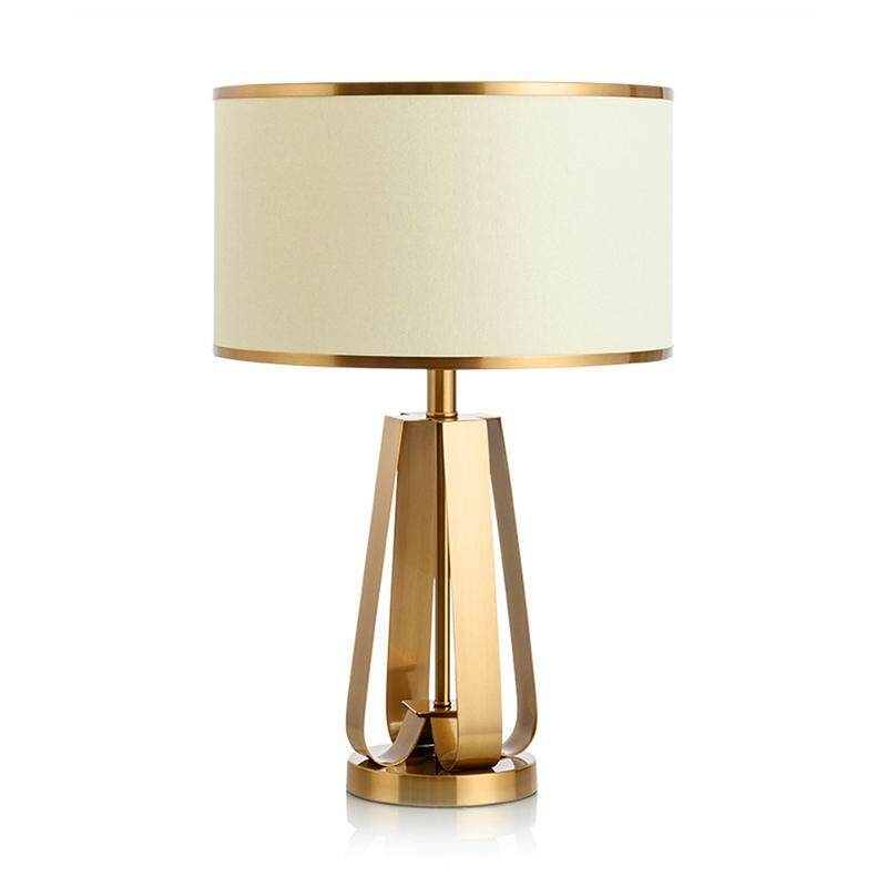 Simple American High-end Luxury Nordic Designer Table Lamp for Living Room Bedroom Hotel